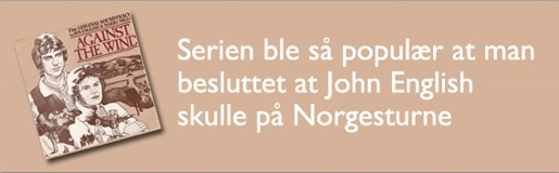 Johnny English kom til Norge