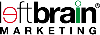 Left Brain Marketing logo